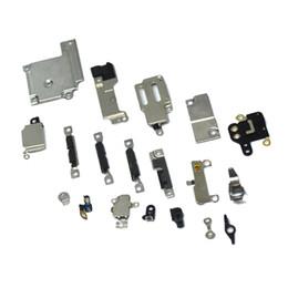 Iphone schrauben voller satz online-Interne Halterung Ersatzteile für iPhone X 8Plus 8 7Plus 7 6S Plus 6S 6Plus 6, einschließlich komplettem Schraubensatz für iPhone