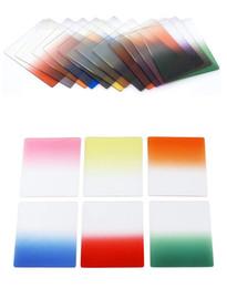 Dslr kamerafilter online-Kamera-Verlaufsobjektiv-Filter Neutral-Dichte-allmähliche ND-Rechteck-Harzfilter für Cokin P-Serie für DSLR-Kameraobjektiv