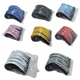 ferrulhos de madeira Desconto 10pcs Exquisite Mergulho tecido Golf Club Cabeça de Cobre Ferro Putter capa protetora Protector de Cabeça Saco de Golfe Esportes 8 cores