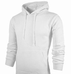Blanc Pull Hoodies ordinaire 100% polyester Hoodies Cheap Mens Casual Slim Fit manches longues Color Block Hoody Ypf201