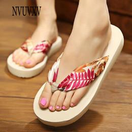 2019 корейская мода клин обувь 2019 новый чешский пляж обувь Мода клин сандалии нескользящие случайные шлепанцы корейской женской обуви удобные sh528 дешево корейская мода клин обувь