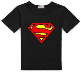spiderman t-shirt bambini Sconti 2019 New boy's T-shirt Spiderman Cotton a maniche corte T-shirt Stampa Cartoon per bambini Grigio Kids Boys Child's Clothes