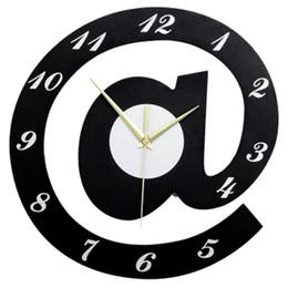 Büyük 3d Yaratıcı Diy Duvar Saati Modern Tasarım Ayrı Sayılar Sessiz İskandinav Mutfak Saati Wanduhr Duvar Saatleri Londra WBY029 cheap diy clock numbers nereden diy saat numaraları tedarikçiler