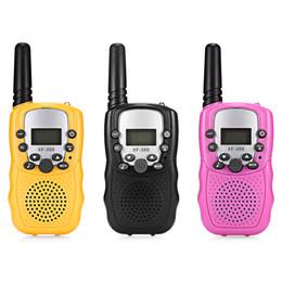 auriculares pola motorola Rebajas Walkie Talkies portátiles para niños Radio de 2 vías Gama 3KM 8 canales Juguetes para niños Mni portátiles de mano Walkie Talkie