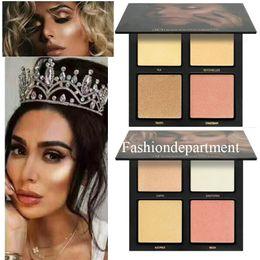 В наличии мода новый макияж красота 3D маркеры свечение комплект 4 цвета маркеры 3D золото розовый песок издание от