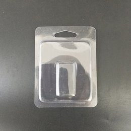 2019 verpackungsbehälter Bester Preis Blister Verpackung Dampfhülle Einzelhandel Verpackung Kunststoff Container Clam Shell Tragbare Vape Starter Kit für JUUL pod COCO SMOKING günstig verpackungsbehälter