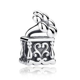 Nouveau Real 925 Sterling Silver Phonograph Musical Charms fit Bracelets amp Bracelets Bijoux De Fiançailles ? partir de fabricateur
