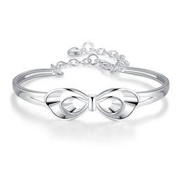 hummer charme armband Rabatt Europäische und amerikanische klassische Sterling Silber Armband neue Blume Silber Armband 925 Karabinerverschluss