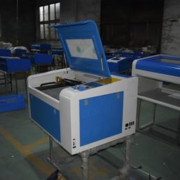 Prezzo artwork online-Macchina per incisione / tagliatrice laser modello 4060 80w per Artwork Craftwork Prezzo inferiore adatto 460