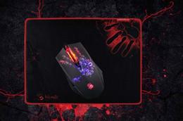 A4 Tech con sangre de ratón alfombrilla de ratón + A6081 Negro 4000CP jugadores Buque de Turquía HB-001187625 desde fabricantes