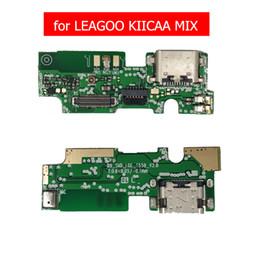 Riparazione del caricabatterie online-per LEAGOO KIICAA MIX USB Porta Caricatore Cavo Flex USB Ricarica Dock Connettore PCB Bordo Nastro Flex Cable Repair Parts