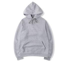herren flanelljacke xl Rabatt Quicksell Herbst Pullover Herren Sportbekleidung unifarbenen Flanell Jumper lässige Pullover und Jacken Sportbekleidung