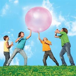 2019 vaso acrílico atacado Balão da bolha Inflável TPR Bolha de Balão Bola De Água Preenchida Incrível Bolas de Bolas Praia Festa na Piscina Favores Bolas de Brinquedos para Crianças Adultos