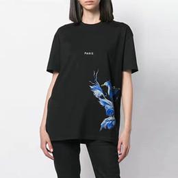 Paris marque mens designer designer t shirts col rond manches courtes 001 t-shirts femme tshirt femme impression coton de haute qualité 2020 nouveau ? partir de fabricateur