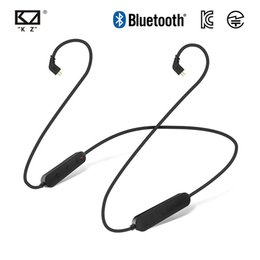 earphone upgrade cable Coupons - heap Earphone Accessories KZ ZS10 NICEHCK APTX Wireless Bluetooth Cable Upgrade Module Wire With 2PIN MMCX Connector For KZ ZSN ZS10 AS10...