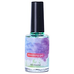 Искусство цветок акварель онлайн-12Pcs Dry Nail Stain Dye Pigment Nail Gel Varnish Watercolor Flowers Blooming Paint Gradient Lacquer Art Decoration