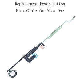 Один касание кабель онлайн-1Pc замена кнопки питания гибкий кабель Лента сенсорный датчик для Xbox One