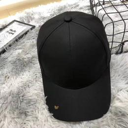 i raggi dei raggi Sconti Fashion Designer Mens ricopre i cappelli di lusso per donne degli uomini Little Bee e L-Letter casuali di marca protezioni registrabili con la cupola del modello