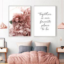 minimalistische malereien Rabatt Blume Grünpflanzen Leinwanddruck Poster Zitate Minimalistischen Wandmalereien Für Schlafzimmer Live Paintings Bilder Für Wohnzimmer