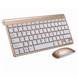 2019 teclado, negócio Teclado sem fio e mouse terno slim mini teclado negócio de escritório em casa desconto teclado, negócio