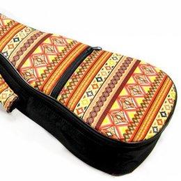 Soprano Concert Tenor Ukulele Mochila algodão acolchoado Bolsa Gig Bag Guitar Case Peças Acessórios de Fornecedores de novos saxofones selmer