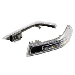 Свет водить для зеркала стороны автомобиля онлайн-2шт RightLeft Auto LED боковое зеркало лампы зеркало заднего вида автомобиля сигнал поворота свет для Chevrolet Cruze 2014 2015 сигнальные лампы