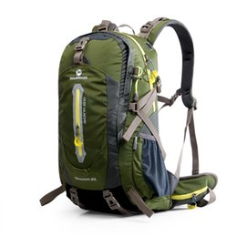 Équipement d'escalade en Ligne-Sac à dos Camping Randonnée Sac à dos Sac de sport Voyage en plein air Sac à dos Trekk Mountain Climb Equipment 40 50L Hommes Femmes