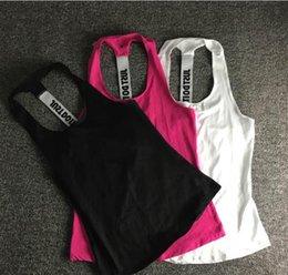 2019 costume de super héros 2019 femmes gymnase de sport sans manches chemises débardeurs fitness vêtements de course en vrac à séchage rapide tops gilet maillots