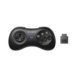 Controlador sega online-8BitDo M30 2.4G Gamepad Controller para Original Sega Mega Drive Genesis Negro Envío Gratis