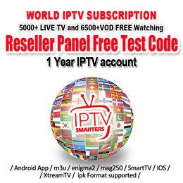 canais iptv caixa livre Desconto Assinatura de IPTV para Android TV Box 4K Suporte grátis Adultos abonnement IPTV 30 + países 5000+ canais de TV ao vivo França Portugal árabe UK IT