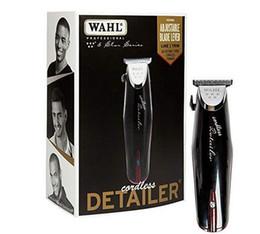 Canada USA nouvelle arrivée noir Wahl professionnel 5 étoiles sans fil Detailer 8163 idéal pour les stylistes professionnels et les barbiers moteur rotatif à vendre Offre