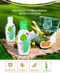 Family Health Protect Hand Sanitizer liquido di tipo domestico No-Clear Cura della pelle del gel antibatterico Cancella bottiglia prezzo poco costoso da cosmetici naturali fornitori