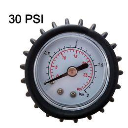 2019 измерительный прибор Pressure Gauge PVC Inflatable Raft Mini 2BAR Measurement 30PSI For Air Pump Durabled Barometer Kayak Accessories Precisely дешево измерительный прибор