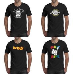 Cartazes de crianças vintage on-line-A maioria Dope Mac Miller preto mens camiseta impressão do vintage camisas de super-heróis personalizado logotipo atlético MILLER MAC '92 Cartaz Crianças Logotipo Legal mac