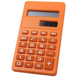 Argentina Etmakit Pro Cartoon Mini Calculator 8 Dígitos Pantalla Dual Fuente de Alimentación Caramelo Lindo Calculadora Solar Hesap Calculatrice Solaire Suministro