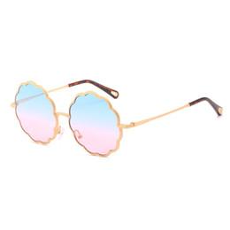 designer óculos de sol flores Desconto