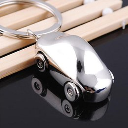 mini counting machine Coupons - small cars model Fashion Stainless steel Small solid Car model toys Accessory Good KeyChain Mini Car styling Decorations Souvenir gift