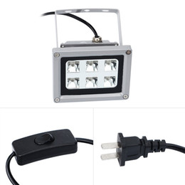 laborlicht Rabatt UV-Harz-Polymerisationslampe für SLA / DLP-3D-Druckerzubehör Verfestigen Sie die lichtempfindlichen Laborbedarfsmaterialien OS2042US