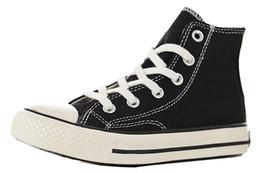 вулканизованные ботинки Скидка Бренд Big Kids Chuck 1970-х годов Вулканизированные ботинки для маленьких мальчиков Холст Сапоги Малыша Девушки ботинки Детские кроссовки Детские кроссовки Молодежная обувь Подростковая