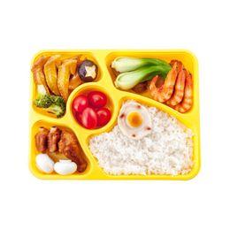 Spedizione gratuita Materiale per uso alimentare in PP, portare via scatole di imballaggio alimentare di alta qualità scatola bento monouso per ristorante LX6227 da usa e getta bento all'ingrosso fornitori