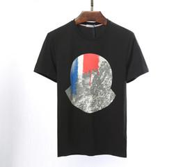moda homens modelo t camisa Desconto Mens monclers camiseta de moda de luxo tshirts novos best selling homens esporte Tshirt clássico modelos de explosão de alta qualidade lazer camisetas