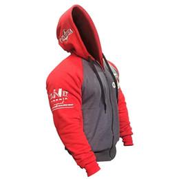 Canada muscle frère mens concepteur vestes sport hoodie hommes automne hiver bodybuilding veste mode décontractée sportswear pantalons de sport Offre