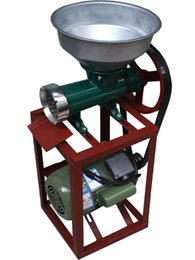 Máquinas de pesca on-line-Comercial elétrico moedor de carne máquina de rack de frango grande osso máquina de cortar capsicum picada peixe máquina de frango quadro de carne picada