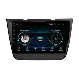 car gps free map wifi Promo Codes - Car radio GPS built-in Wifi car multimedia high quality music front camera free map for MG ZS 2017 10.1inch Android 8.1
