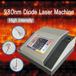 CE утвержден по уходу за кожей диодный лазер 980nm сосудистые звездочки лазерная терапия красный шелк крови удаление машина supplier spider silk от Поставщики шелковый шелк