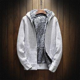 Wholesale Custom zip sweater men Buy Cheap Oversize zip
