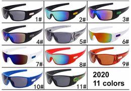2019 designer óculos quadros para homens Venda quente Homens Esportes Óculos De Sol UV400 Ciclismo Goggle Designer Unisex 11 Cores PC Full Frame Escudo Óculos Atacado desconto designer óculos quadros para homens