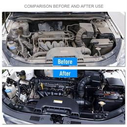 2019 carro atacado cera Acessórios carro 20ML 1: 8 diluir com água 180ml Motor Compartimento Cleaner Remove óleo pesado Car Window Cleaner Limpeza