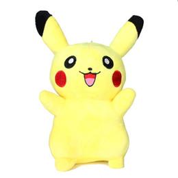 10pcs belle pikachu en peluche poupées de bande dessinée jouets en peluche animaux en peluche jouets doux enfants cadeau de Noël 20CM ? partir de fabricateur