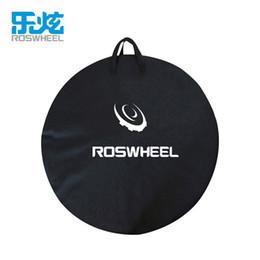 хранение 1шт ROSWHEEL MTB Mountain Road Bike Wheel Bag колесная сумка Транспорт Pounch Carrier организатор сумки велосипедов от